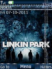 LinkIn Park 5807 es el tema de pantalla