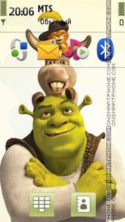 Shrek And Others es el tema de pantalla