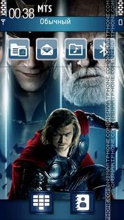 Thor 01 es el tema de pantalla