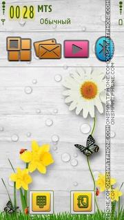 Spring Time 01 theme screenshot