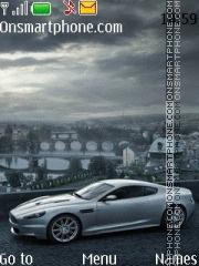 Скриншот темы Aston Martin By Space 95