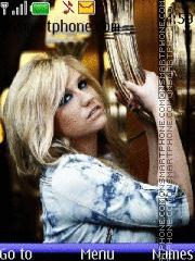 Kesha 03 theme screenshot