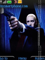 Eminem 2012 theme screenshot