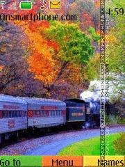 Autumn Season 01 theme screenshot