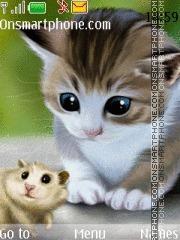 Cat and Mouse 01 es el tema de pantalla