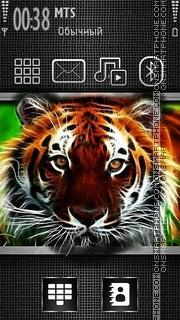 Tiger 44 theme screenshot