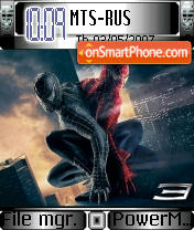 Spiderman3 04 theme screenshot