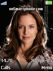 Kelly Preston II. tema screenshot