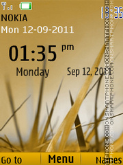 New N8 Theme theme screenshot