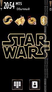 Star Wars 08 tema screenshot