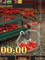 Pictures of Autumn4 swf 12 pict tema screenshot