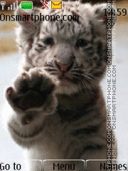 Tiger Cub 01 theme screenshot