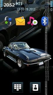 1967 Corvette Theme-Screenshot