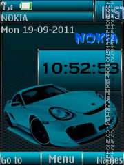 Auto BB By ROMB39 theme screenshot