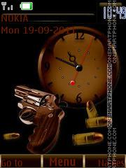 Pistols By ROMB39 theme screenshot