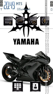 Yamaha 11 theme screenshot