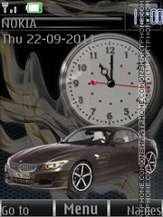 Скриншот темы BMW In Brown By ROMB39