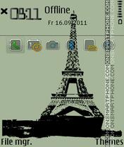 Tower 04 theme screenshot
