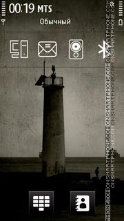 Скриншот темы Monochromatic Docks