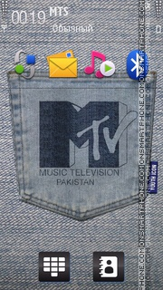 Mtv 07 theme screenshot