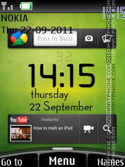 Android Apps Theme-Screenshot