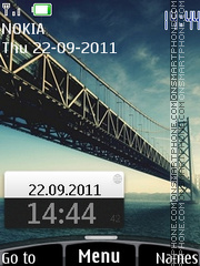 Bridge Android Latest tema screenshot