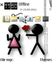 For U 01 theme screenshot