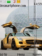 Mercedes Sls Amg 02 Theme-Screenshot