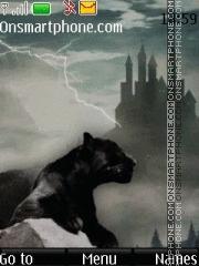 Black Panther 02 theme screenshot