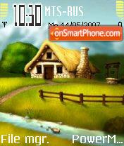 Summer 02 theme screenshot