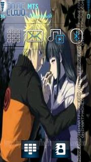 Naruto-Hinata es el tema de pantalla