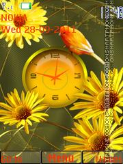 Autumn time theme screenshot