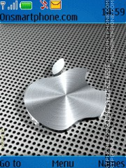 Aluminium apple theme screenshot