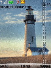 Light House tema screenshot