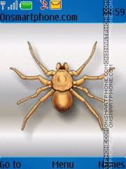 Spider tema screenshot