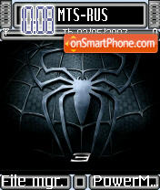 Spiderman3 05 theme screenshot