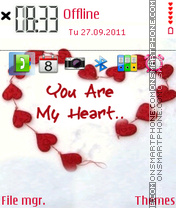 My Heart 04 theme screenshot