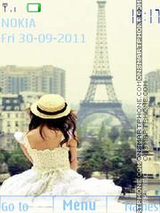 City girl tema screenshot