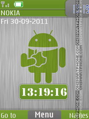 Android Hd Theme-Screenshot