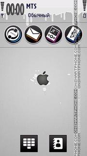Iphone4 Icons es el tema de pantalla