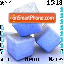 Blue Bricks es el tema de pantalla