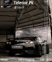 G T R theme screenshot