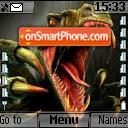 Raptor es el tema de pantalla