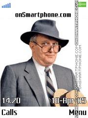 Jiří Suchý theme screenshot