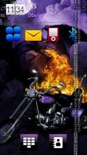 Dragon 24 theme screenshot