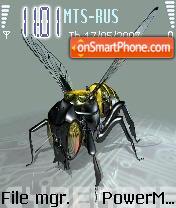 Kyber Bee es el tema de pantalla