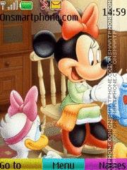 Mickey 10 theme screenshot