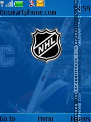 Nhl 02 theme screenshot