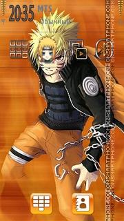 Naruto 07 es el tema de pantalla