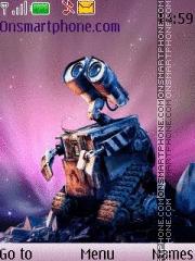 Wall-e by lucriss tema screenshot